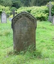 震撼全世界的一塊墓碑